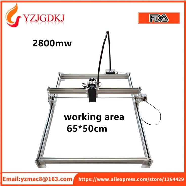 239.00$  Know more - http://aiqyk.worlditems.win/all/product.php?id=32765549911 - 2800mW Mini desktop DIY Laser engraving engraver cutting machine Laser Etcher CNC print image of 50 X 65 cm logo