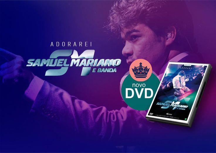 Samuel Mariano e Banda - Ao Vivo [DVD OFICIAL] 2015 - YouTube