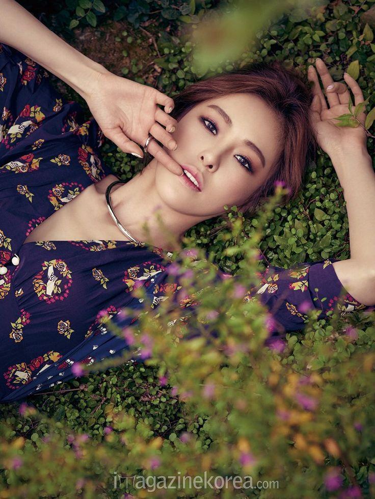 Lee Da Hee - Esquire Magazine June Issue '16