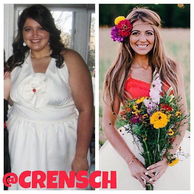 Девушка сбросила 60 кг за два года: невероятные фото до и после