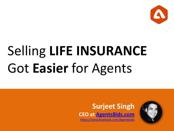 selling-insuranceagentsbids by AgentsBids via Slideshare