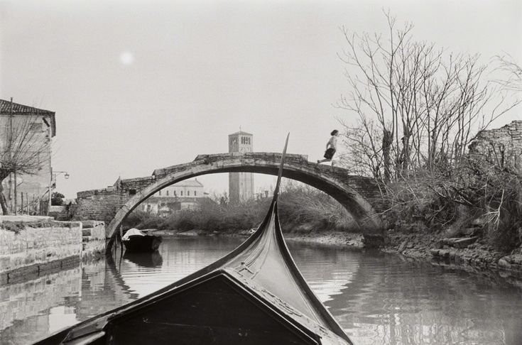 Henri Cartier-Bresson, Torcello in the Venetian Lagoon, Italy, 1953, Phillips