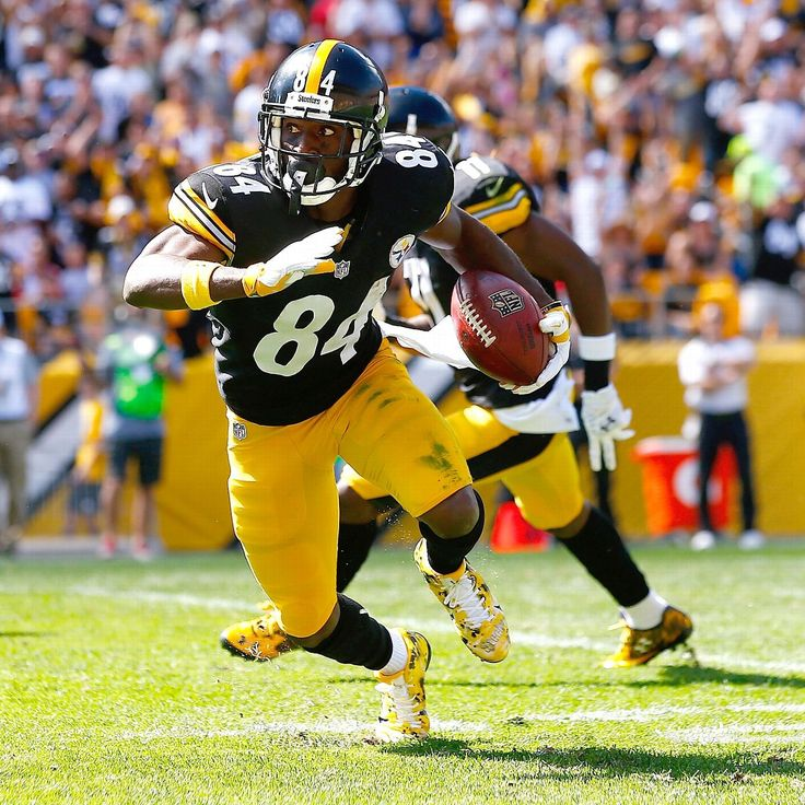 Antonio Brown extends streak, continues to reward fantasy drafters