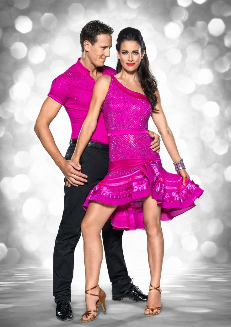 Brendan Cole, Kirsty Gallacher#Strictly #StrictlyComeDancing #SCD2015 #KirstyGallacher #BrendanCole