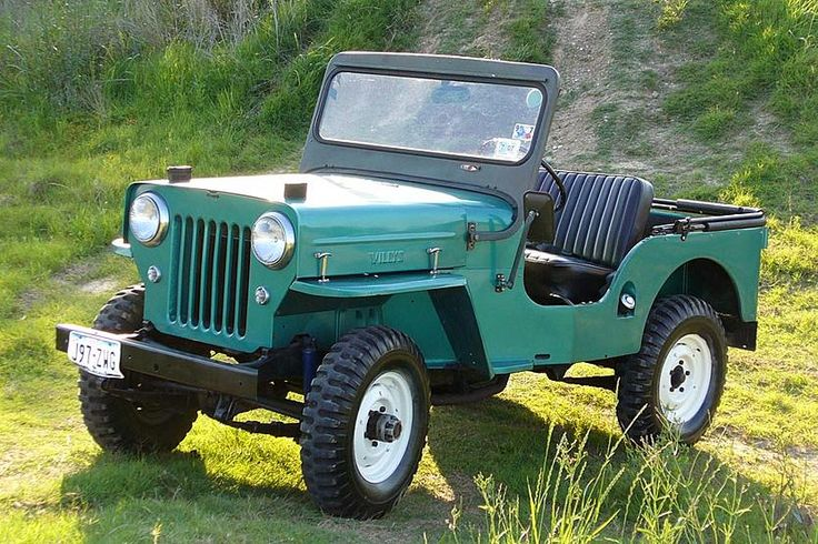 86 Best Images About Jeep Cj3b On Pinterest Kitesurfing
