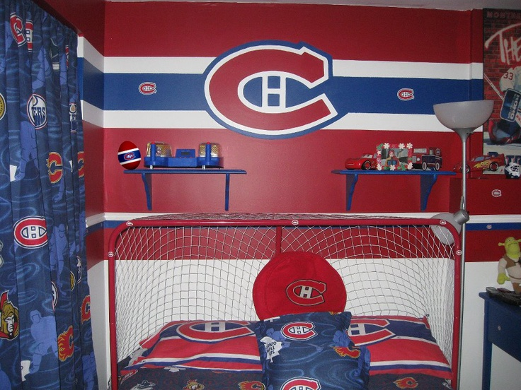 Tricolore en tout temps, soumis parAlexandre Bessette-Leduc /All Habs all the time, submitted by Alexandre Bessette-Leduc