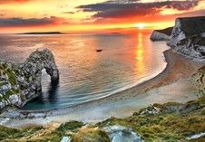 Summer strolls and secluded beaches