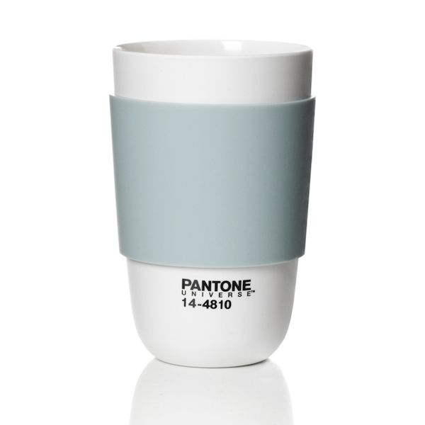 Fun PANTONE Cups To Add Color To Your Morning Coffee