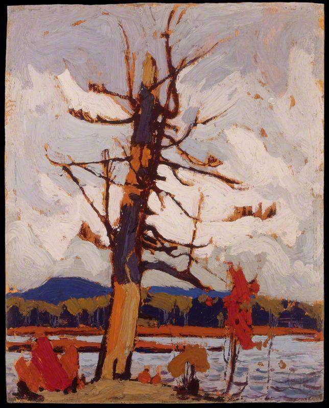 Art Gallery of Ontario | West Wind Tom Thomson