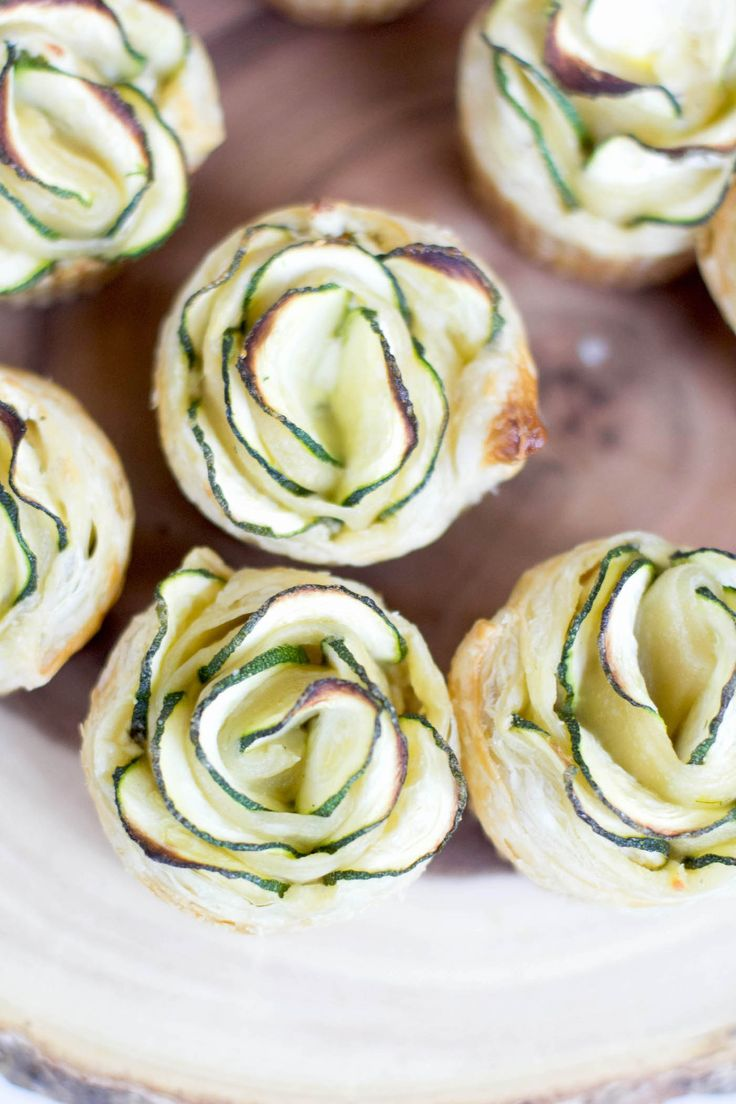 Puff pastry appetizers are easy to make, delicious, and look impressive for holiday dinners and parties. Learn how to make this tasty zucchini version!