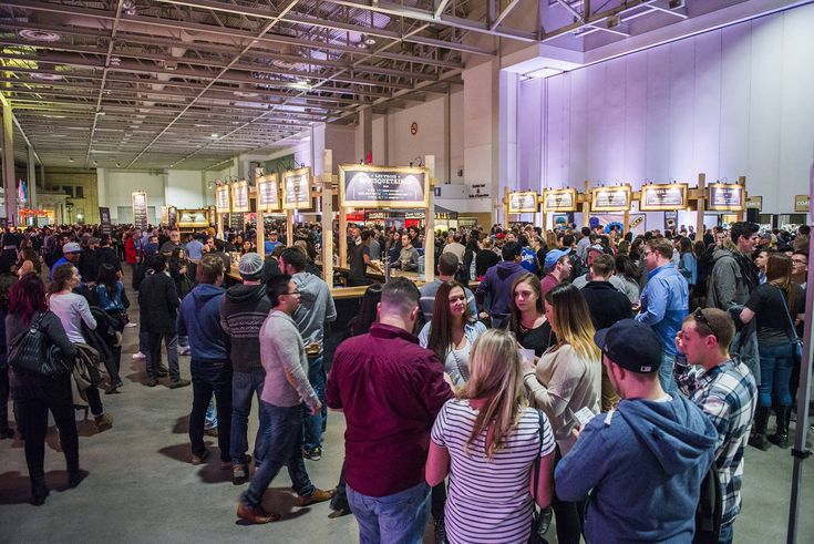 Toronto's biggest indoor beer festival is back! The 3rd annual Toronto Winter Brewfest will take place March 2-3, 2018 inside Enercare Centre's Heritage...