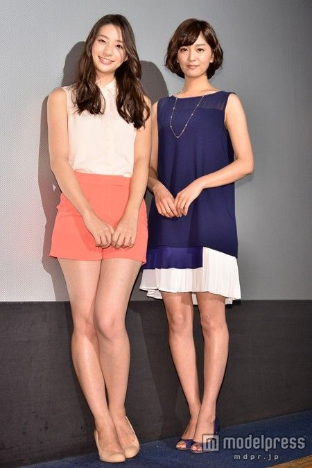 Rika Adachi, Anna Ishibashi - actress
