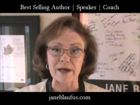 Jane Blaufus - Public Speaking Practice Makes Perfect part 4