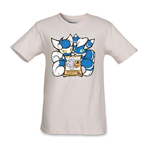 Espurr & Meowstic Wanted Relaxed Fit Crewneck T-Shirt