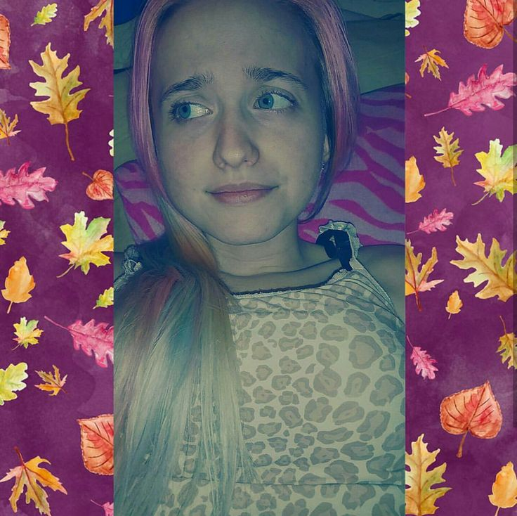 Long straight Pink, Yellow, Orange, Green, Blue, & Purple hair.