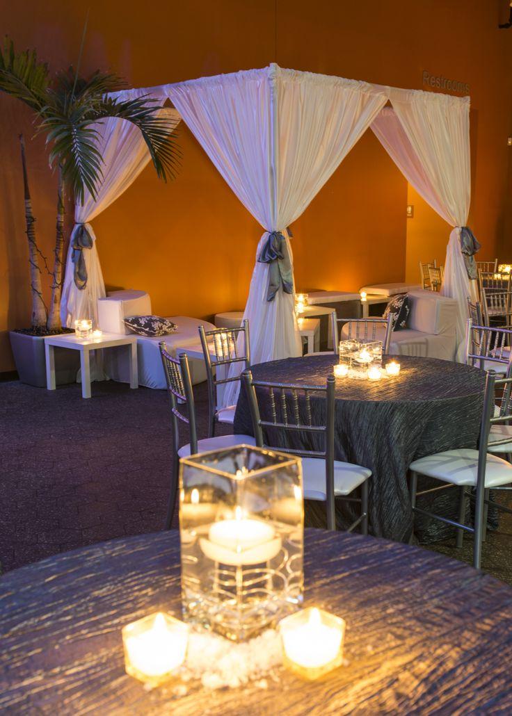 Vip Private View: VIP Private Event Cabana