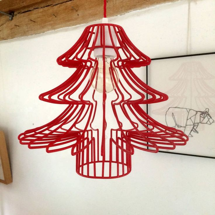 34 best christmas lampshades images on pinterest lamp shades christmas tree light greentooth Image collections