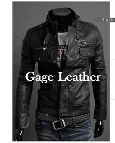 Jaket Kulit Asli Domba Kode Gage 39 Untuk Pemesanan Silahkan Hubungi www.gageleather.com #leatherjacket #gageleather