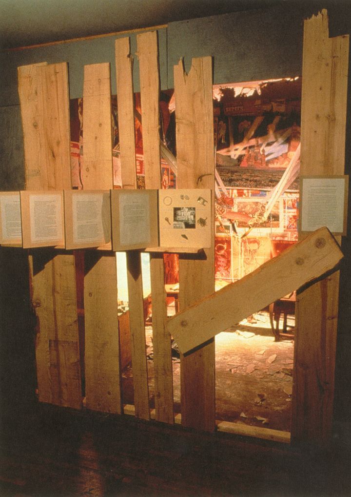Ilya Kabakov-The Man Who Flew Into Space From His Apartment