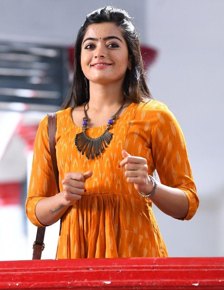 Pin By My Heart On Rashmika Mandana Most Beautiful Indian
