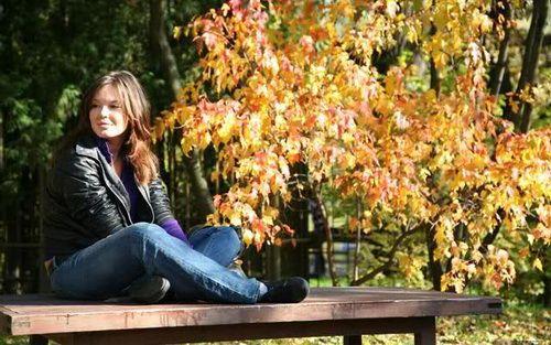 Идеи для фотосессий осенью   Ladyemansipe