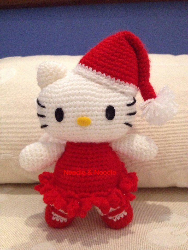 Mini Hello Kitty Amigurumi Patron : 17 Best images about kitty on Pinterest Free pattern ...