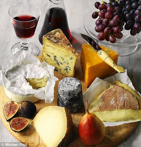 Figs and cheese | ♥ VINOS Y . . .QUESOS ♥ | Pinterest