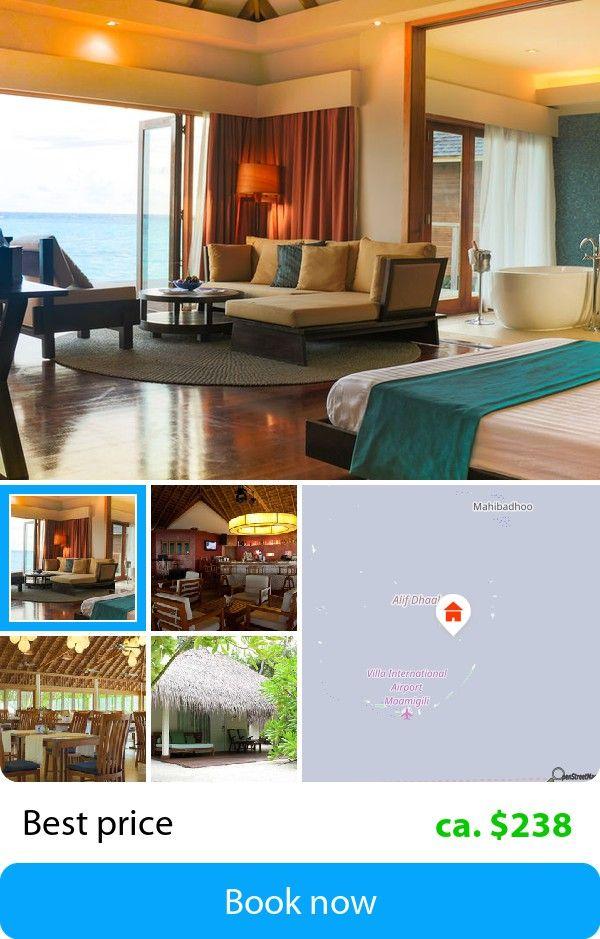 Vakarufalhi Island Resort (Ari Atoll, Maldives) – Book this hotel at the cheapest price on sefibo.