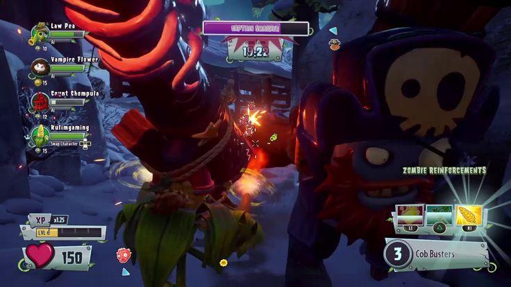 Plants vs Zombies GW2 Part 19