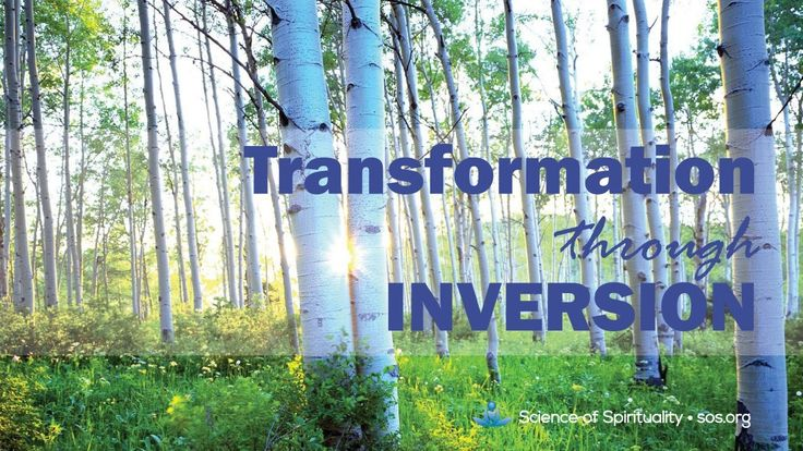 Transformation through Inversion
