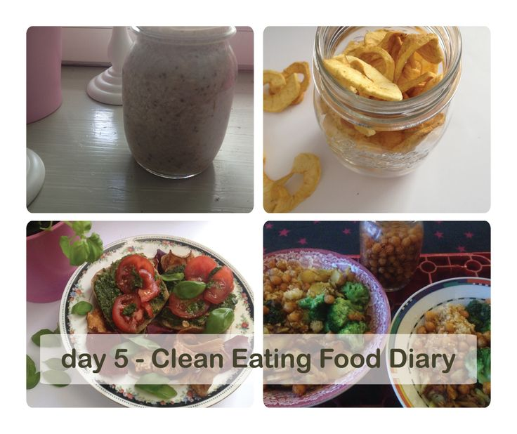 day 5 Clean Eating