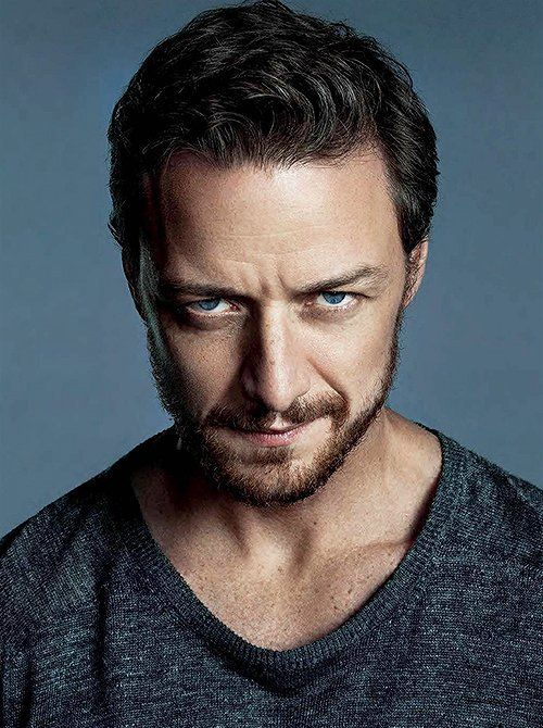 james mcavoy. Stop it. Stop it now.