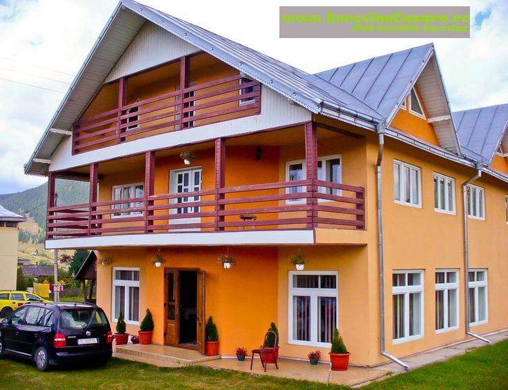 Pensiunea Doru' Muntelui *** Vatra Dornei Bucovina Cazare pensiuni si hoteluri reprezentative