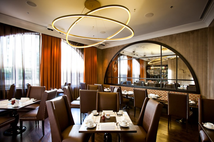 Cafe Opera at the Intercontinental Hotel Sydney by Thomas Bucich