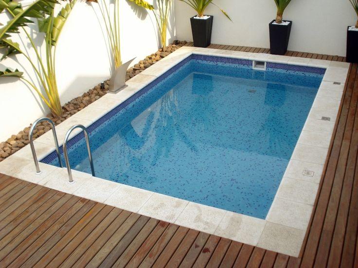 11 melhores imagens de piscinas no pinterest piscina for Piscina fibra pequena