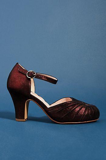 653f15796f Miss L Fire Amber Heels