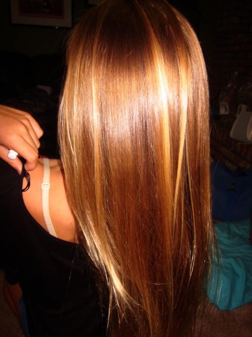 1000+ ideas about One Blonde Streaks on Pinterest | Blonde Streaks Highlights Underneath and ...