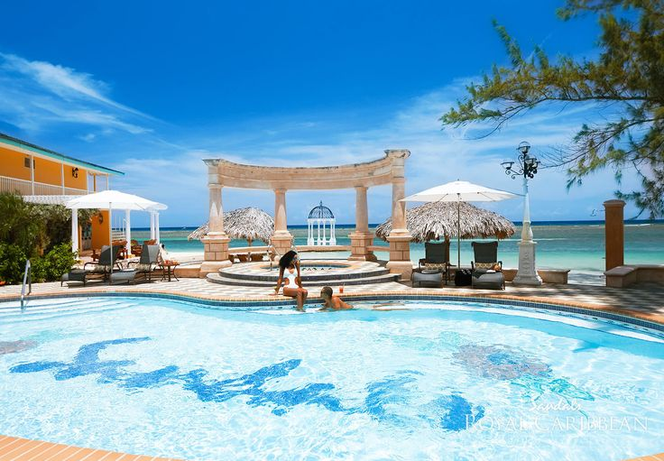 8 best images about sandals royal caribbean on pinterest for Best caribbean honeymoon resorts