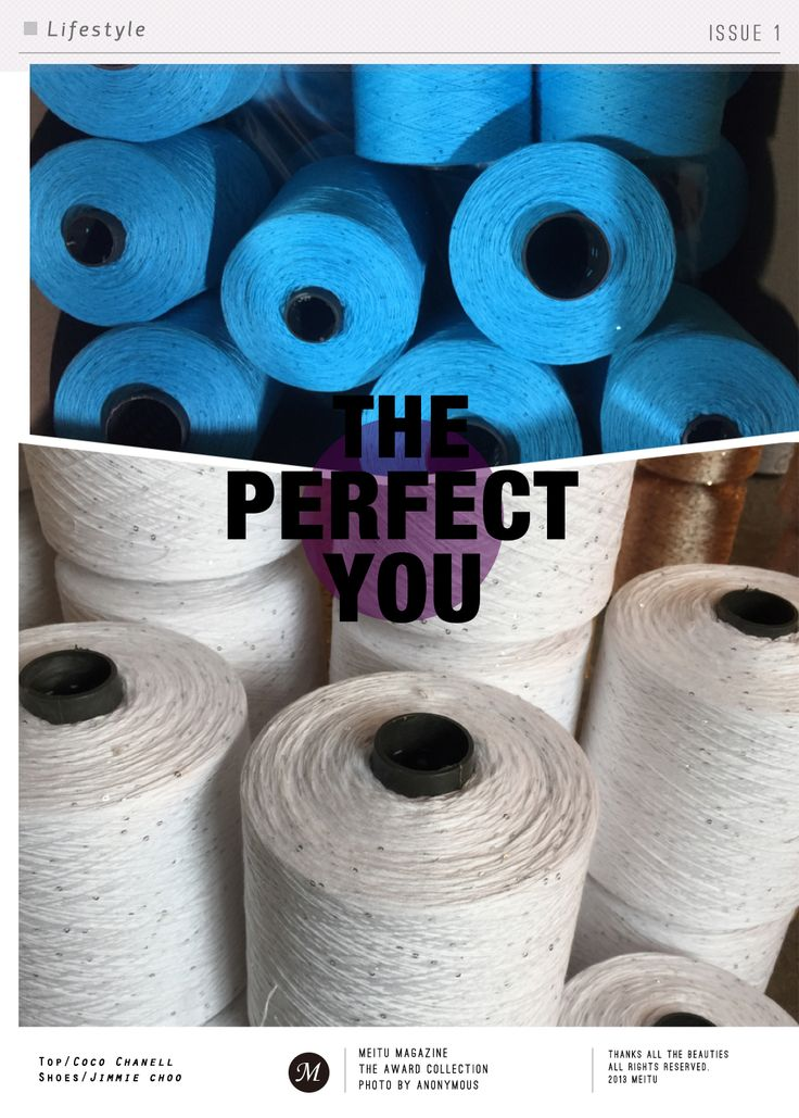 100%Cotton sequin Yarn