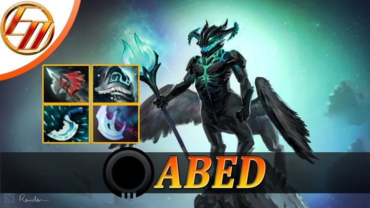 Abed  Outworld Devourer  Dota 2 Pro Gameplay | Team Onyx