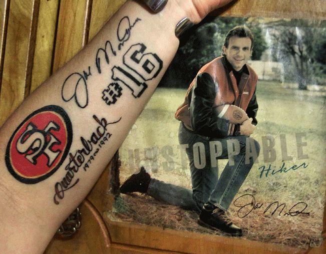 Tattoo Ideas, San Francisco 49ers And Cool Tattoos