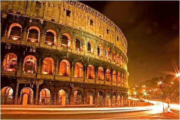 Italy, Rome (Colosseum)