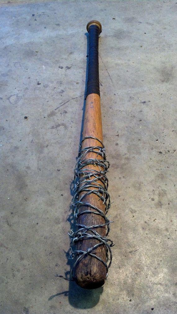 Barbed wire bat the shredder via etsy apokaliptičan