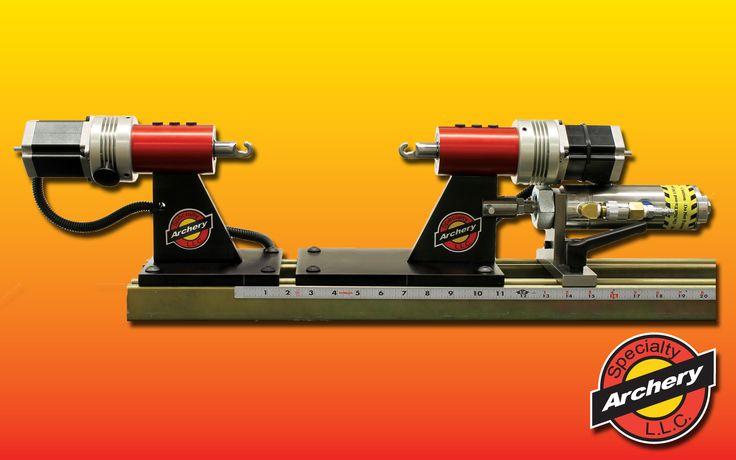 Specialty Archery, LLC|Super Server 800 String Serving Machine