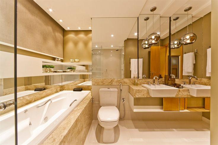 banheiros modernos e sofisticados - Pesquisa Google