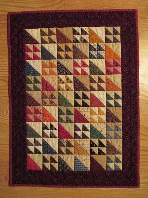 The Middle Sister: Small Quilts Finished                              …