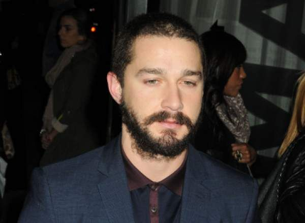 Shia LaBeouf stole Kanye's apology for Taylor Swift