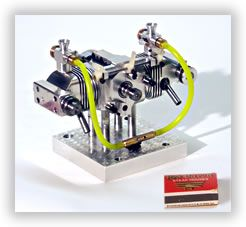 Mysterelly's Miniature Motors Home