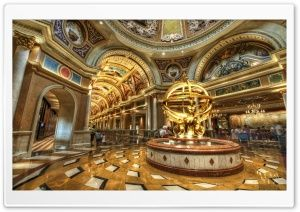 Lobby Of The Venetia