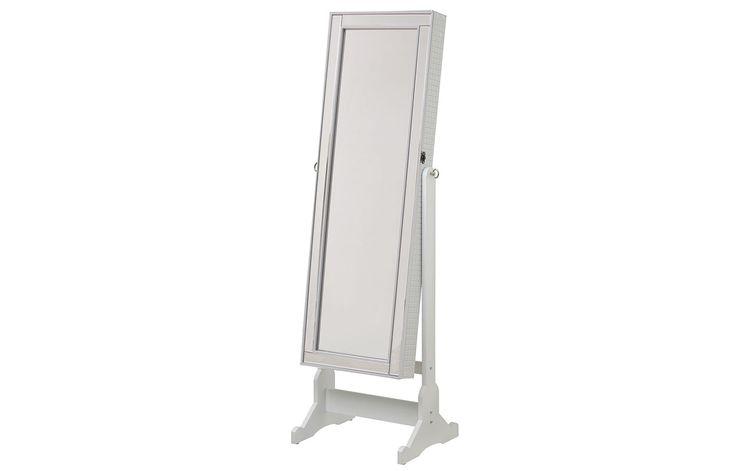 Зеркало-шкаф для аксессуаров напольное по цене 17 800.00 руб. — GARDA DECOR